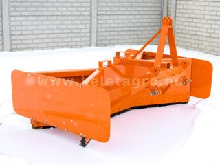 Hátsó függesztésű húzó és tolólap 170cm-es, Komondor SHL-170 (1)