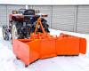 Hátsó függesztésű húzó és tolólap 170cm-es, Komondor SHL-170 (16)