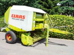 Bálázó Claas Rollant 250, kardántengellyel - Munkagépek -