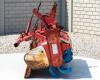 talajmaró 140cm-es, Yanmar RSA140M - 103274, használt (2)