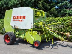 bálázó Claas Rollant 46 V.J., kardántengellyel - Munkagépek -