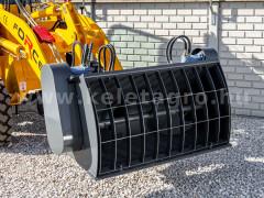Force rakodógép betonkeverő kanál - Munkagépek -