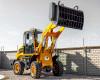Force rakodógép betonkeverő kanál (9)