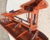 Tolólap 140cm-es, Bobcat jellegű csúszókormányzású rakodóhoz, kézi elforgatással, Komondor STLR-140/B kf (9)