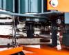 Körbálázó  japán kistraktorokhoz, 70x100cm, Komondor RKB-1070 (17)