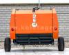 Körbálázó  japán kistraktorokhoz, 70x100cm, Komondor RKB-1070 (4)