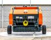 Körbálázó  japán kistraktorokhoz, 70x100cm, Komondor RKB-1070 (8)