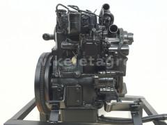Dízelmotor Iseki E262 - Japán Kistraktorok -