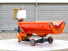 Körbála csomagoló Komondor RKB850, RKB870 és RKB1070 bálázókhoz - Munkagépek -