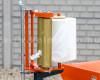 Körbála csomagoló Komondor RKB850, RKB870 és RKB1070 bálázókhoz (13)
