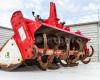 talajmaró 140cm-es, Yanmar R114M - 107540, használt (9)