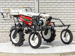 palántázó Yanmar PN1AW, önjáró, hiányos - Munkagépek -