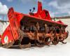 talajmaró 140cm-es, Yanmar R114M - 103891, használt (8)