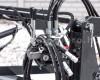 Homlokrakodó Mitsubishi MT200 típusú kistraktorokhoz, Komondor MHR-100MT200 (11)