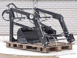Homlokrakodó Yanmar F18D típusú kistraktorokhoz, Komondor MHR-100F18D (1)