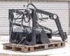 Homlokrakodó Yanmar F18D típusú kistraktorokhoz, Komondor MHR-100F18D (3)