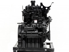Dízelmotor Hinomoto P126 - Japán Kistraktorok -