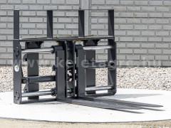 Force rakodógép raklapvilla, hidraulikusan külön-külön mozgatható villákkal - Munkagépek -