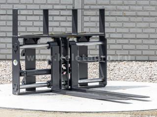 Force rakodógép raklapvilla, hidraulikusan külön-külön mozgatható villákkal (1)