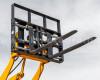 Force rakodógép raklapvilla, hidraulikusan külön-külön mozgatható villákkal (13)