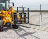 Force rakodógép raklapvilla, hidraulikusan külön-külön mozgatható villákkal (19)