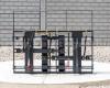 Force rakodógép raklapvilla, hidraulikusan külön-külön mozgatható villákkal (4)