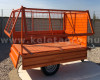 Rácsos oldalfal magasító készlet Komondor SPK pótkocsikhoz (10)