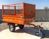 Rácsos oldalfal magasító készlet Komondor SPK pótkocsikhoz (11)