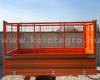 Rácsos oldalfal magasító készlet Komondor SPK pótkocsikhoz (2)