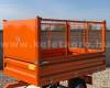 Rácsos oldalfal magasító készlet Komondor SPK pótkocsikhoz (7)