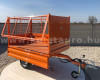 Rácsos oldalfal magasító készlet Komondor SPK pótkocsikhoz (8)