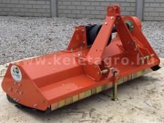 Szárzúzó 145 cm-es, erősített hajtóművel, japán kistraktorokhoz, EFGC145 A LEGJOBB ÉS LEGOLCSÓBB! - Munkagépek - Szárzúzók és mulcsozók