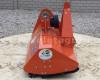 Szárzúzó 145 cm-es, erősített hajtóművel, japán kistraktorokhoz, EFGC145 (2)