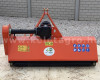 Szárzúzó 145 cm-es, erősített hajtóművel, japán kistraktorokhoz, EFGC145 (4)
