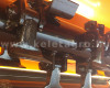 Szárzúzó 145 cm-es, erősített hajtóművel, japán kistraktorokhoz, EFGC145 (9)