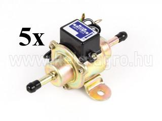 Tápszivattyú, üzemanyagszivattyú, elektromos, japán kistraktorokhoz, 5 db-os csomag (1)