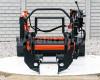 Homlokrakodó Kubota GL260 típusú kistraktorokhoz, használt, japán gyártmány, Kubota TLH320 (4)