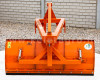 Hátsó függesztésű húzólap, kézi elforgatással, 140cm-es, Komondor SHLR-140 (2)