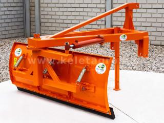 Hátsó függesztésű húzólap, hidraulikus elforgatással, 140cm-es, Komondor SHLRH-140 (1)