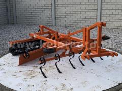 Lovaspálya megmunkáló állítható simítólappal kistraktorhoz SLMS-150 - Munkagépek - Kombinátorok