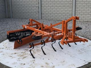 Lovaspálya megmunkáló állítható simítólappal kistraktorhoz SLMS-150 (1)