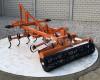 Lovaspálya megmunkáló állítható simítólappal kistraktorhoz SLMS-150 (5)