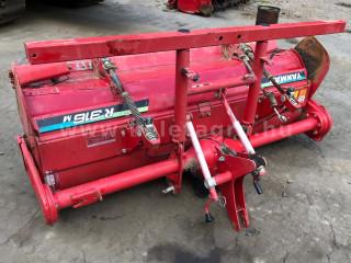 talajmaró 160cm-es, Yanmar R316M - 00931, használt (1)