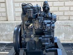 Dízelmotor Iseki E255 - 166161 - Japán Kistraktorok -