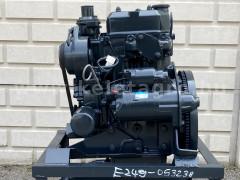 Dízelmotor Iseki E249 - 053238 - Japán Kistraktorok -