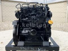 Dízelmotor Yanmar 3TNE74-N2C - NO2111 - Japán Kistraktorok -