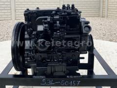 Dízelmotor Mitsubishi S3L2-60157 - Japán Kistraktorok -