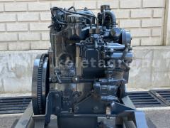 Dízelmotor Iseki E249 - 091173 - Japán Kistraktorok -