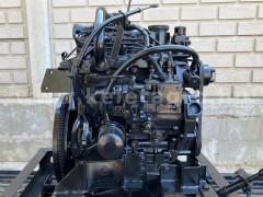 Dízelmotor Mitsubishi S3L2-T11C - 26089 - Japán Kistraktorok -