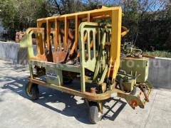 bálaszeletelő Wolagri T12 - Munkagépek -